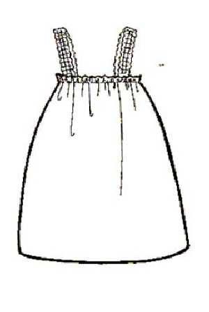 Это фото находится также в архивах: готовые выкройки детской одежды