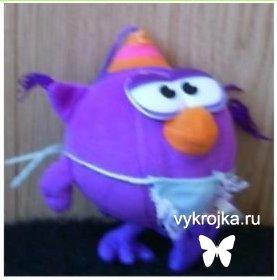 Выкройка детской игрушки Совунья
