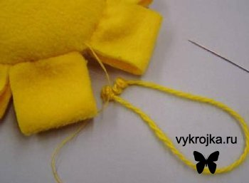 Вязание полосатых кофт