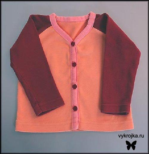 Предлагаем вам выкройки детской одежды для детишек от самого маленького возраста до возраста чуть...