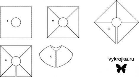 вязание для полных спицами со схемой