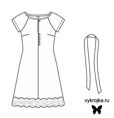 летние платья и сарафаны 2015 выкройки