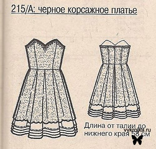 Данные фасоны платьев помогут скрыть недостатки