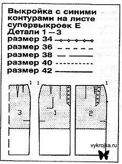 Юбки :модели,выкройки Записи в. Дневник Nelya Gerbekova Виртуальный