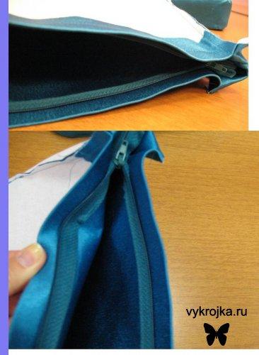 Выкройка сумки и мастер-класс