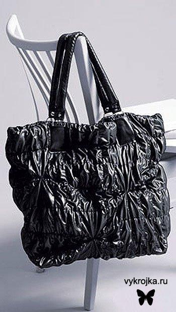 сумки выкройки схемы.