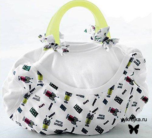 Выкройка сумочки в восточном стиле ... в разделах: выкройки детской.