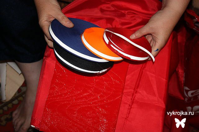 сумки из ткани выкройки - Сумки